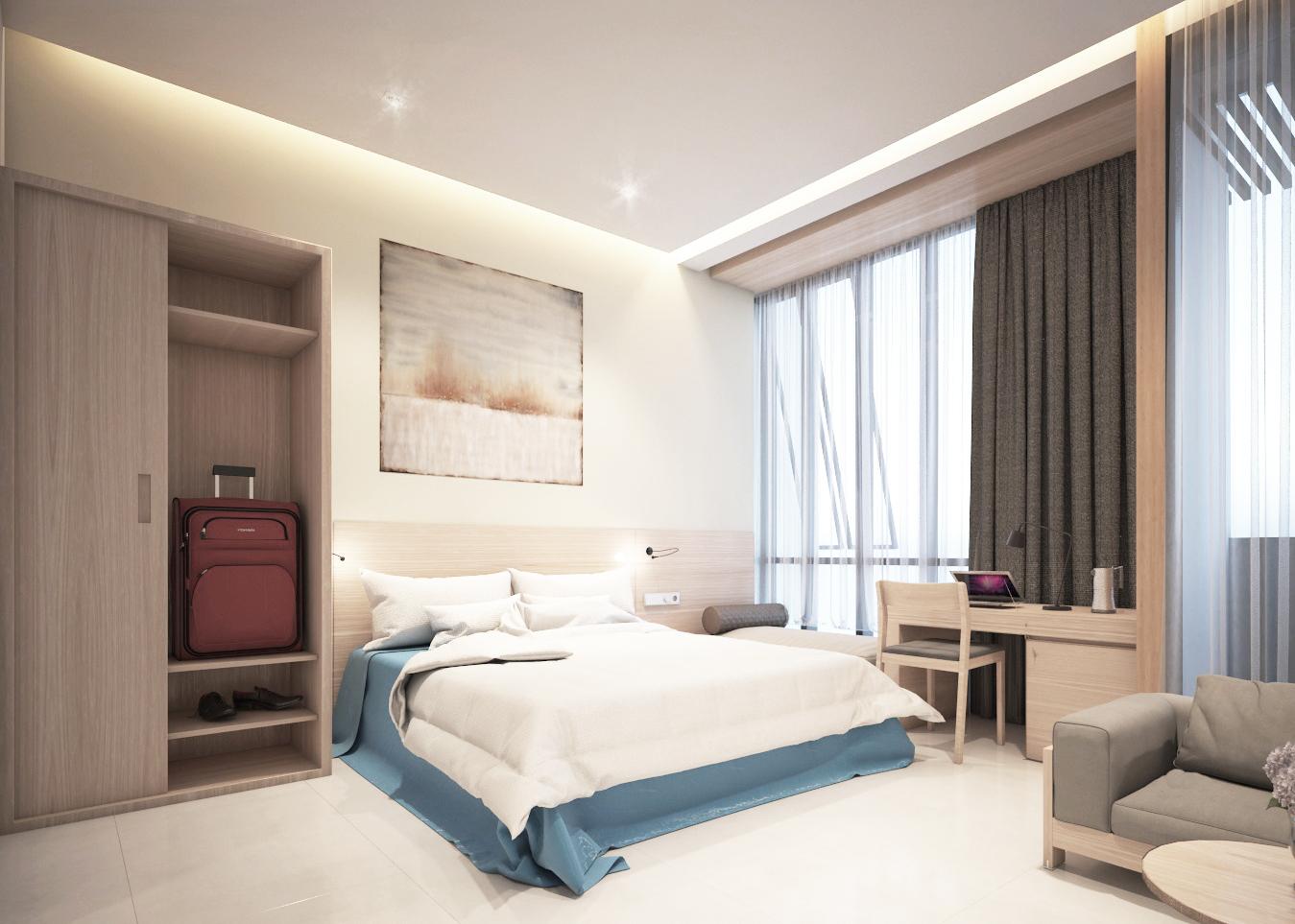 Thiết kế khách sạn Phú Quốc