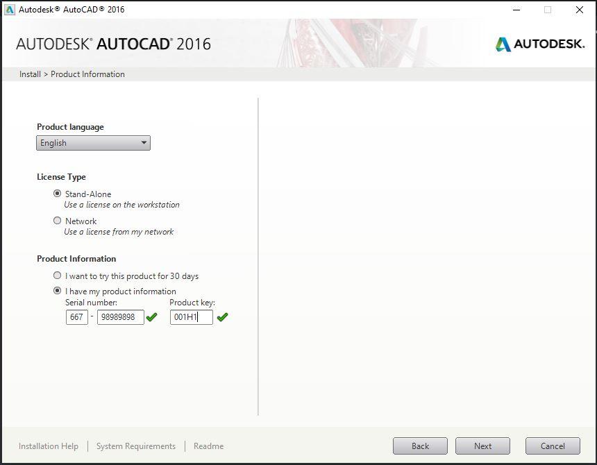 Dowload Autocad 2016 3