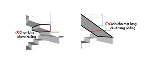 ve-cau-thang-sketchup-13