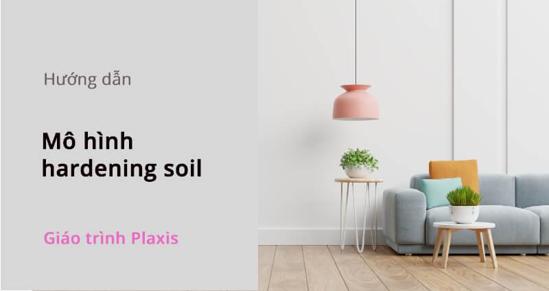 hardening soil