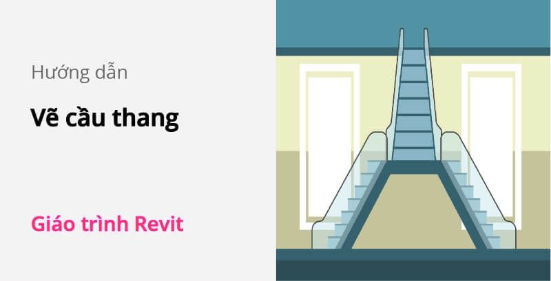 ve-cau-thang-revit